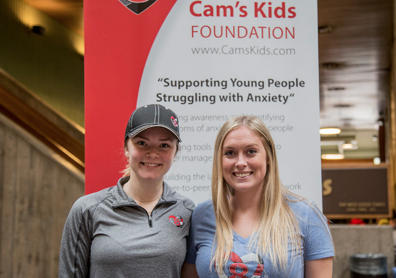 Cam's Kids offers support for those with anxiety