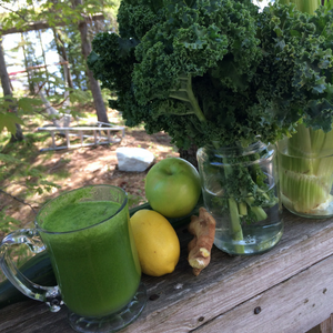 The Power of Juicing on Stress and Anxiety