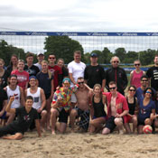 1st Annual Cam's Kids Beach Volleyball Tournament
