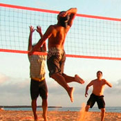 Beach Volleyball Event to Support Cam's Kids
