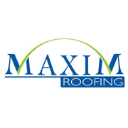 maxing roofing logo