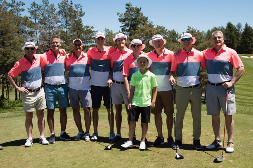 5th Annual Cam's Kids Golf Tournament & Dinner