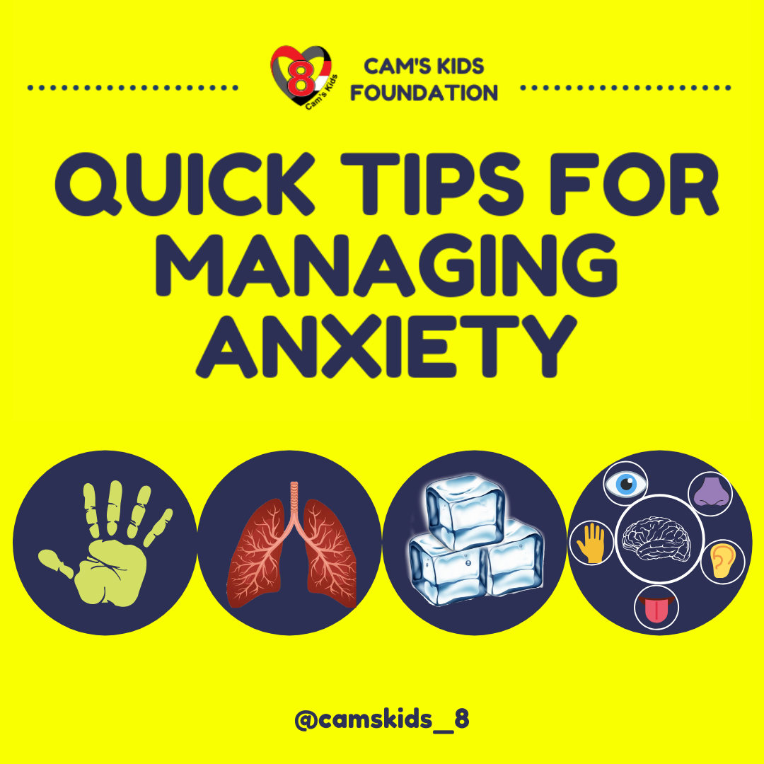 Quick Tips for Managing Anxiety at Home
