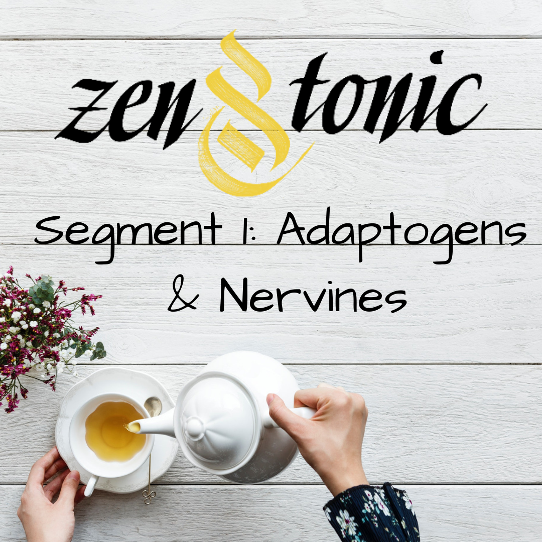 Introduction to Adaptogens and Nervines